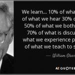 Urbani mit o kvaliteti različitih načina učenja ili pamćenja